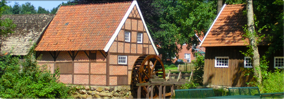 Stavern: Mühle Brunefort